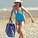 Dymchurch Beach - May 2012 - Wonderful Swimsuit Candid 1