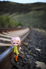 Baby on the Tracks