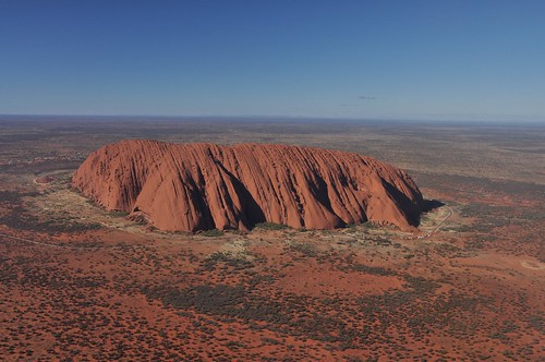 australia uluru ayersrock
