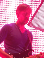 Picture 186 (Aye Mel) Tags: new concert jersey newark thomyorke radiohead prudentialcenter jonnygreenwood colingreenwood philselway edobrien clivedeamer