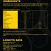 Everlast Energy drink ingredients ENG
