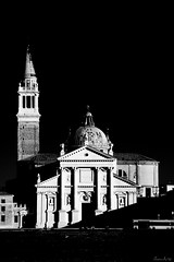 S.Giorgio B&W (FOTO50MM) Tags: venice shadow blackandwhite bw shadows highcontrast bn ombre venezia biancoenero isola sgiorgio sgiorgiomaggiore flickraward