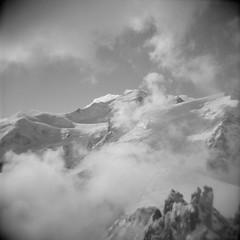 Mont-Blanc (antoinelefevre) Tags: deleteme5 deleteme8 snow deleteme2 deleteme3 deleteme4 deleteme6 deleteme9 film deleteme7 alpes holga saveme deleteme10 montblanc 120mm deleteme1