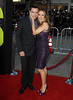 John Travolta, Kelly Preston at the premiere of 'Savages' at Westwood Village Los Angeles, California