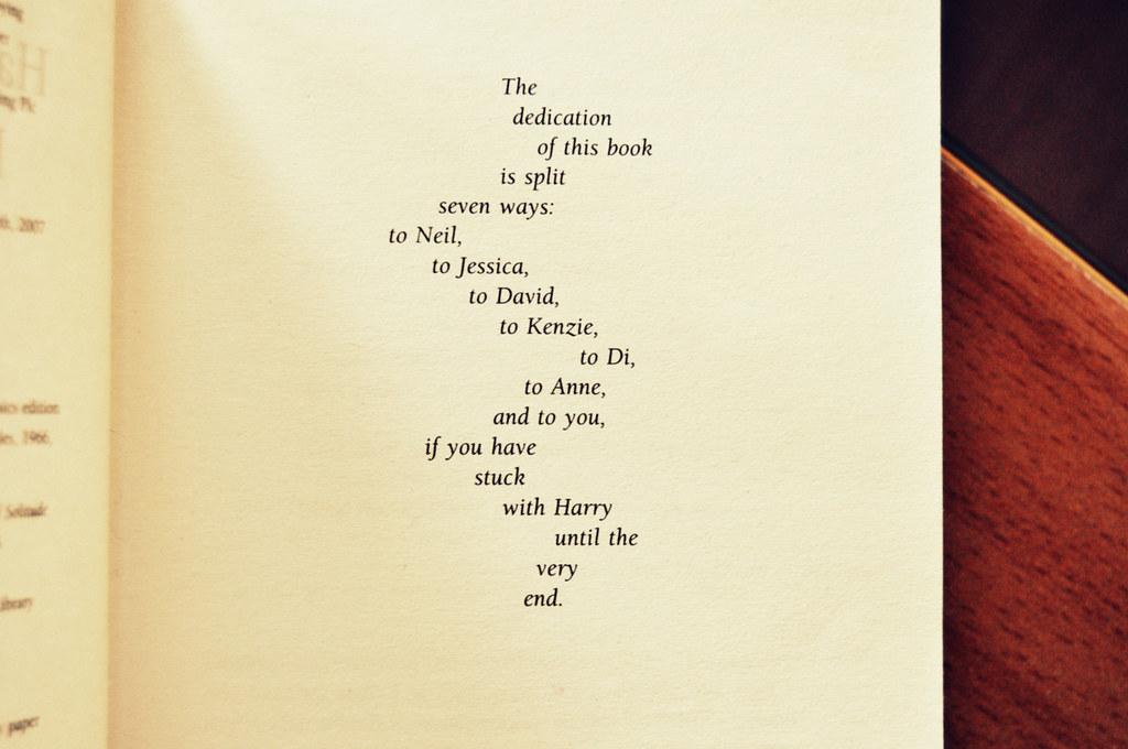Harry Potter Until The Very End Quote Quora: The World's Newest Photos Of Hallows And Quote