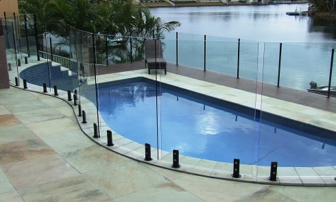 Frameless Glass Pool Fencing Keep An Open View In Your Outdoor