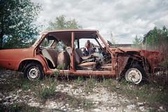 , (Benedetta Falugi) Tags: red film car analog vintage 22mm autaut benedettafalugi wwwbenedettafalugicom
