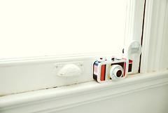 (dilekozturk) Tags: camera morning white window analog lomo lomography sardina calm pure