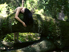 The Nurturing Embrace of Gaia, The Mother Nature. (Omalix) Tags: trees portrait naturaleza selfportrait nature arbol greek 50mm woods hug arboles retrato bosque nurture embrace gaia autorretrato mythology mothernature motherearth abrazo mitologia griega cuidar nurturer madrenaturaleza