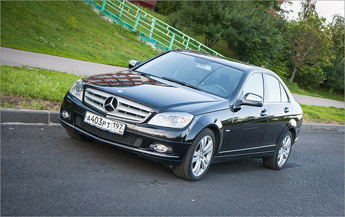 Mercedes-Benz C 180 K MT by Petr Magera, on Flickr