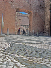 Terme di Caracalla (blurray) Tags: