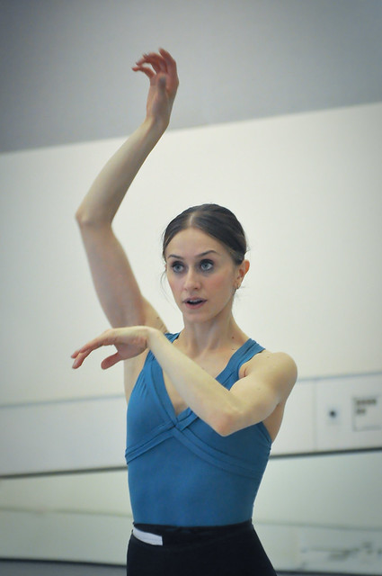 "Marianela Nunez in rehearsals for Metamorphosis: Titian 2012 <a href=""http://www.roh.org.uk"" rel=""nofollow"">www.roh.org.uk</a>"