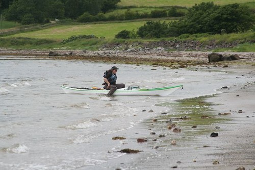 Scottish Womens Sea Kayaking Festival 18
