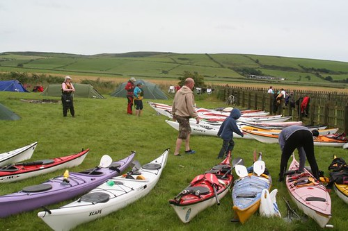 Womens  Scottish Sea Kayaking Festival