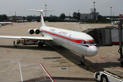 P-881-gate-1280 (Alex-Spot This!) Tags: plane aircraft dprk ilyushin il62 airkoryo