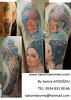Cover up japanese fish with portrait Tattoo / portre Dövme ile japon balığı (taksim beyoğlu dövmeci) Tags: woman art tattoo artist femme models drawings istanbul tattoos taksim examples vrouwen tatouage bayan mannen kiz modèle modelleri dovme çizimler dovmeciler taksimdovme dovmemodelleri dovmesi