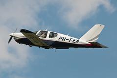 PH-FEA (GerardvdSchaaf) Tags: airplane aircraft aviation civil teuge ehte generalaviation tb20 socota