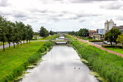 Oostertocht / Oosttangent (Herman1705) Tags: heerhugowaard noordholland nederland oosttangent oostertocht 50mm rodenstock rogonars nik colorefexpro sony a500