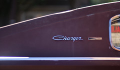 CZJ Biotar 7.5cm  f1.5, q (Ebanator) Tags: zeissbiotar75cmf15 exakta biotar7515 1966dodge 1966dodgecharger dodgecharger antiquecar musclecar classiccar canon60d