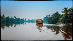 Tranquility (madentropy) Tags: incredibleindia backwaters kerela landscape tourism travel india