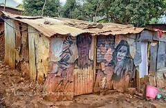 Life in Kibera Slum, Nairobi, Kenya (thruthelookingglass) Tags: kibera slums kenya nairobi povery
