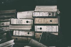 Cold case files? (Strange Artifact) Tags: olympus em10 mkii mark2 mzuiko 25mm 18 urbex urban exploration ue abandoned decay belgium charbonage du renard