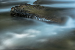 Rock Creek - Satin and Diamonds (www.karltonhuberphotography.com) Tags: 2016 california creek easternsierra exploring flowingwater horizontalimage karltonhuber longexposure motion mystery naturalworld nature naturephotography outdoors peaceful relaxing river rock rockcreek serene shade shadows silkywater stream
