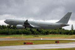 Royal Air Force ZZ337, OSL ENGM Gardermoen (Inger Bjrndal Foss) Tags: zz337 raf royal air force airbus kc2 voyager a330 osl engm norway gardermoen
