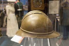 Czech helmet (quinet) Tags: 2011 2014 czech helm nationalmuseum národnímuzeum prag prague praha tschechisch casque helmet tchèque czechrepublic
