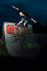 James Skinner- Reachin (Jack Barnett666) Tags: skate skateboarding strobe lightroom light dark flash skateboardmag thrasher palace miniramp graffiti skateuk uk supreme vans skatelife park action