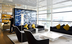 Lounge space (A. Wee) Tags: cathaypacific  thebridge  lounge hongkong hkg    china