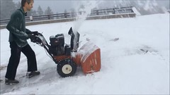 snow blower (cresthouse) Tags: sandia crest house new mexico 2 two miles high