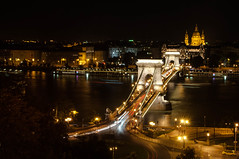 Budapest Chain Bridge (Samuel.Turton) Tags: budapest hungary city citybreak