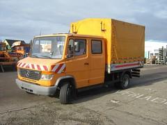 MB Vario 814D (Vehicle Tim) Tags: mb mercedes vario pritsche truck lkw fahrzeug komunal