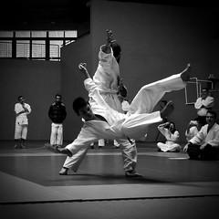 aikido (point camera) Tags: aikido martialart biancoenero blackandwhite scaladigrigi bnw sport dimostration dimostrazione artimarziali monochrome monocromo monocolore monotone