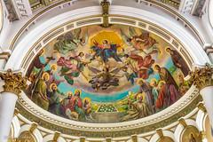 St. Leonard's Church (melike erkan) Tags: religious catholic church northend boston jesus love angels celsetial