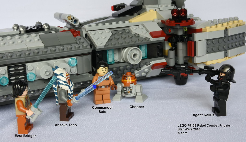 the worlds best photos of chopper and minifigures