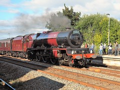 Princess Elizabeth (the.grant) Tags: steam locomotives railways preservation specials