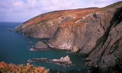 Dinas Point, Dinas Head, Wales -3 (nelhiebelv) Tags: dinashead wales irishsea