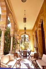 tea outside? (Gabriella Sunshine) Tags: france lebanon beirut ambassade embassy residence french