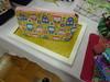 Bazar  Primavera SPFC (Meninna Rosa) Tags: bazar tecido necessaire chaveiros bolsa de