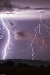 Arc en retour (Prsage des Vents) Tags: clair orage foudre hautevienne boisseuil alex