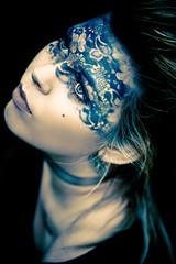 (toni.frankie.cappellano) Tags: beautiful dark photography skin lace gothic makeup pale greeneyes portfolio freelance avantgarde highfashion