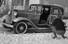 Russebil 1965 (estenvik) Tags: auto ford car 1932 vintage bil vehicle veteran russebil veteranbil fordon kjrety bmodel estenvik erikstenvik
