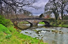 Arncliffe Bridge. (johnandco) Tags: flicker linton riverwharfe arncliffe d90 nokon riverskirfare yorkshiredeles