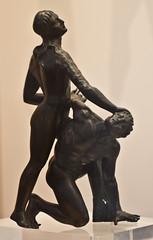 Anicent Greek Wrestlers (agelakis) Tags: monument geotagged ancient hellas greece olympia olympicgames ancientgreek ionian ellada fz