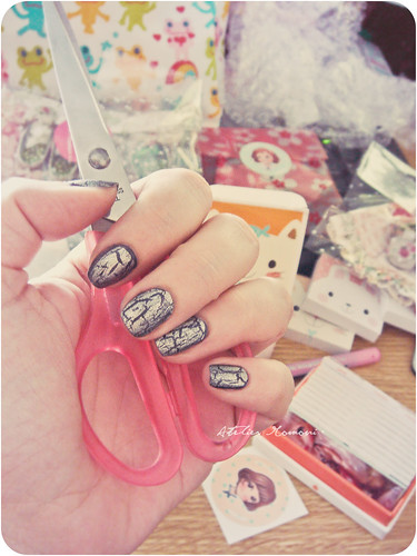 Fancy Packing ~ Opi Nails