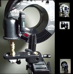portrait mode for AB Ringflash - ABR800 (Savage Land Pictures) Tags: portrait mount tips setup ringflash strobe studiolighting rightangle alienbees strobist abr800
