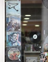 Cubic Capacity (Jack the Hat Photographic) Tags: charity old records window shop vintage store vinyl retro cash lp johnny 5d oxfam 200mm 10cc f28l jamierobertson jackthehat