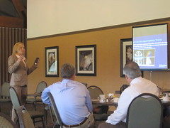 Ashley Robinson presention to Bonita Kiwanis Club (5)